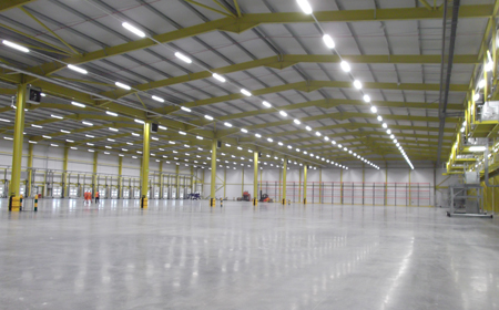 Electricians based in North Devon, commercial and industrial installations